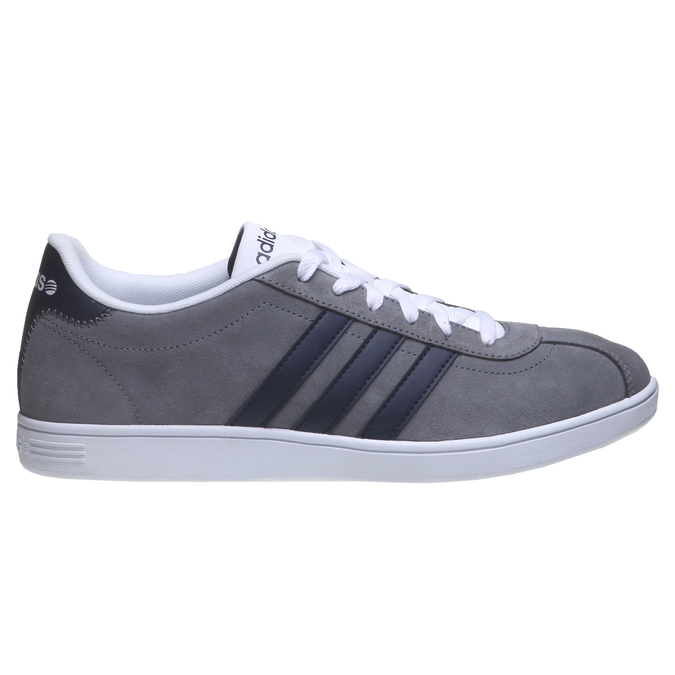 Casual walking shoes for men adidas, gray , 803-2122 - 26
