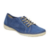Leather sneakers weinbrenner, blue , 546-9238 - 13