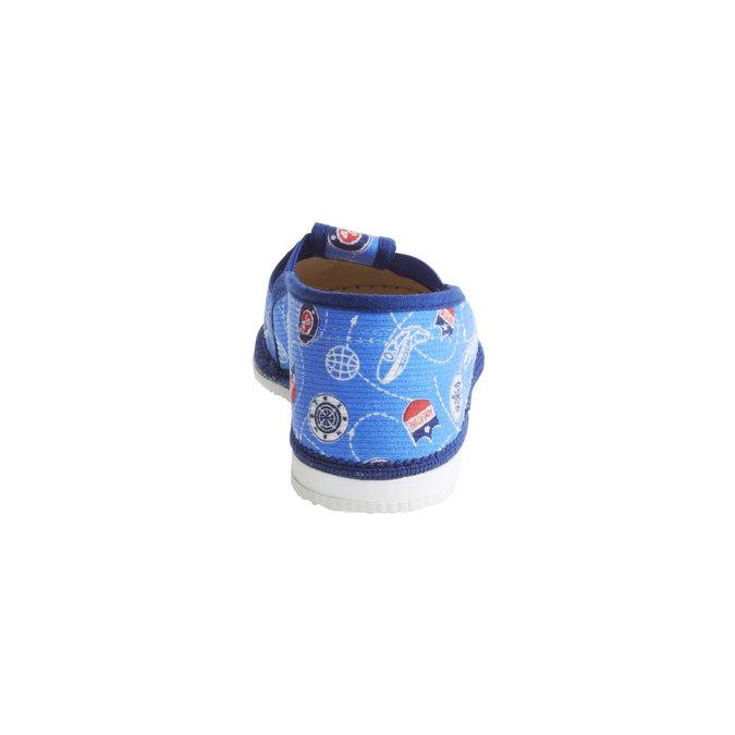 Children's slippers bata, 179-0105 - 17