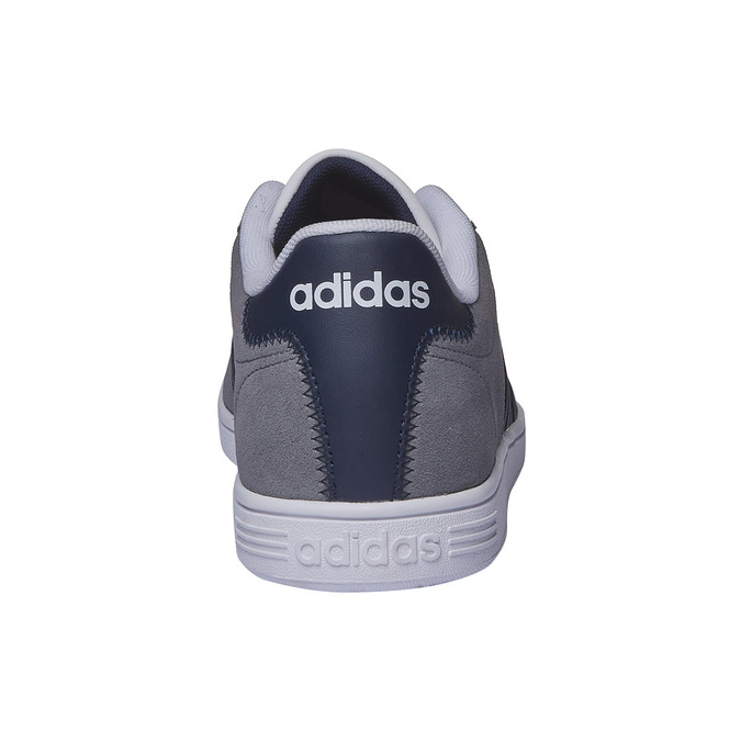 Casual walking shoes for men adidas, gray , 803-2122 - 17