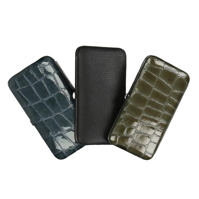 Manicure in a leather case bata, 944-0319 - 13