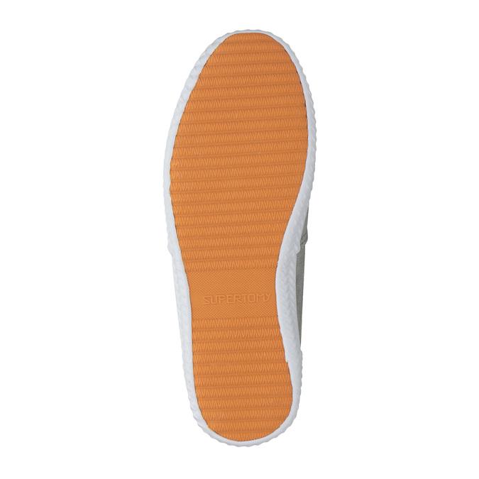 Ladies' silver sneakers tomy-takkies, silver , 519-1690 - 26
