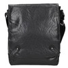 Men's crossbody bag bata, black , 961-6262 - 26