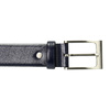 Men's belt, blue , 954-9819 - 26