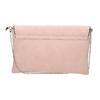 Pink clutch, pink , 961-5708 - 19