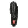 Men's leather dress shoes fluchos, black , 824-6448 - 17