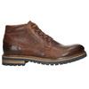 Men´s winter leather footwear bata, brown , 894-3672 - 15