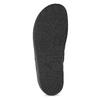 Men's slippers, brown , 879-4600 - 18